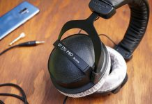 Beyerdynamic DT 770 Pro Headphones
