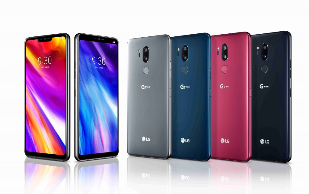 LG banks on speaker performance in upcoming G7 ThinQ smartphone