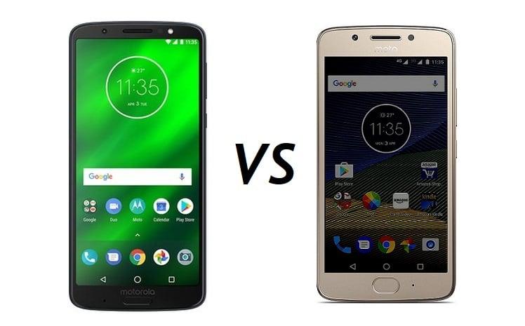 Compare Moto G5 Plus vs Moto G7: Price, Specs, Review ...
