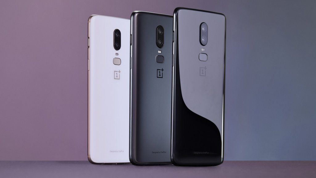 f073b8bb027 The OnePlus 6 will come in three different color variants