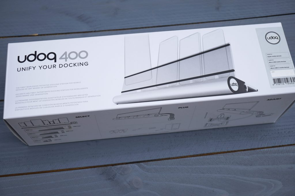 Udoq Charging Dock