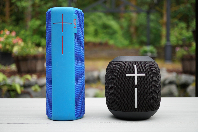 Ue Design Best: UE Wonderboom Bluetooth Speaker Review: The Little Speaker
