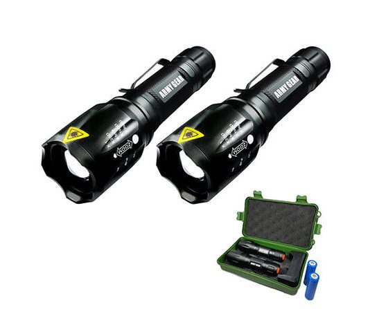 viper tactical flashlights