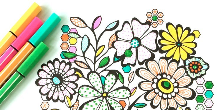 Seven best adult coloring book apps for Android to help you de-stress