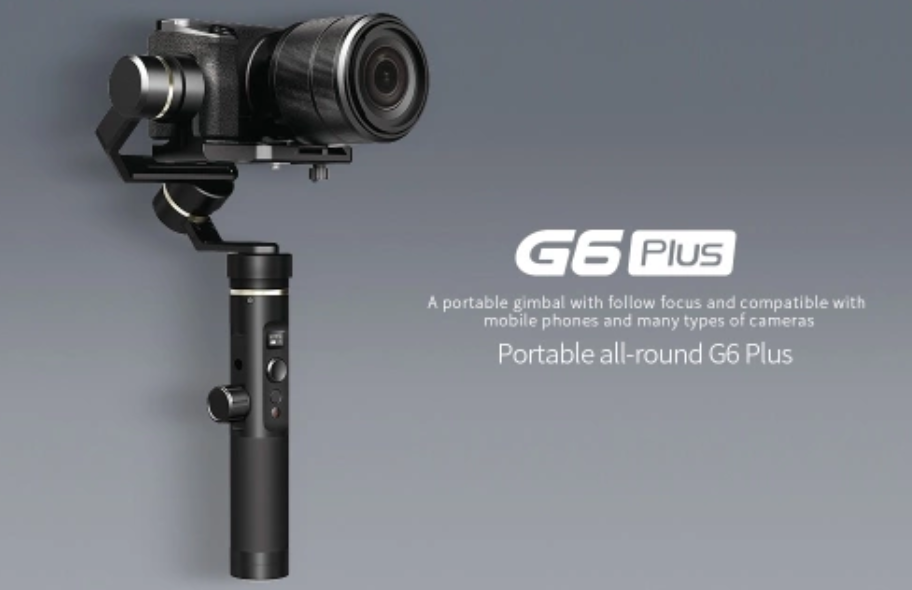 FeiyuTech G6 Plus Gimbal Hero