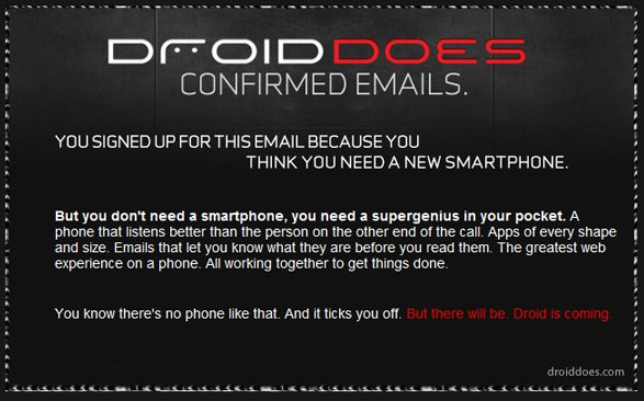 confirmed_email_droiddoes