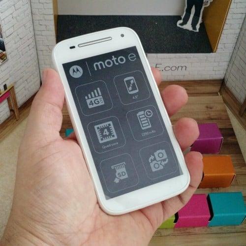 Motorola Moto E (2nd Gen) (2015) review