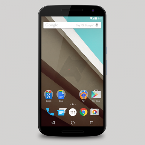 Motorola Nexus 6 spotted in the wild