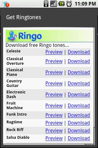 ringo lite app