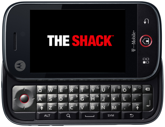 Far be it from The Shack (Radio Shack) to not