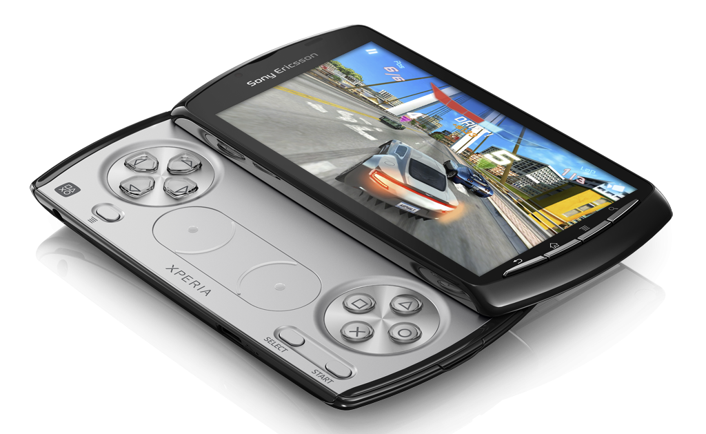 The 2011 Sony Ericsson Xperia Play was the only smartphone ever to have a slide-out game controller.