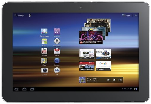 Sprint Samsung Galaxy Tablet 10.1