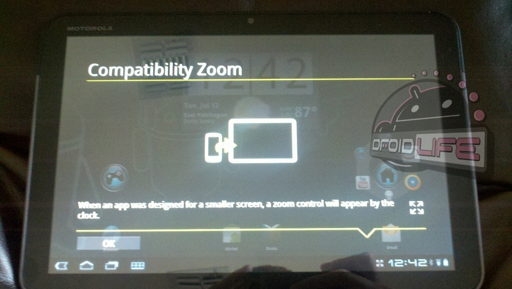Motorola Xoom Android 3 2 Update Rolling Out, Includes SD Card Support