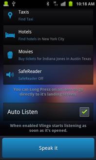 vlingo virtual assistant apk