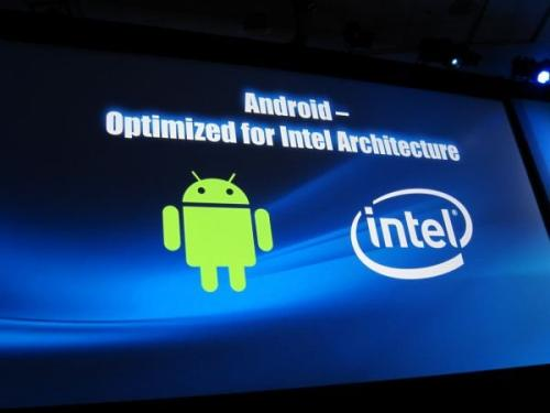 Why Android on x86 will fail