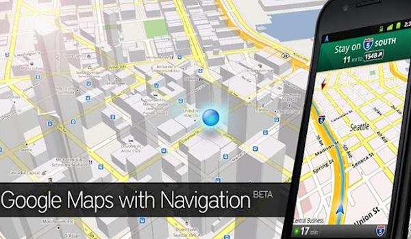 Get to navigation faster with Google Maps for Android Google Maps Android Navigation on google maps mobile, google calendar android, quickoffice android, google quick search box android, google chrome android, youtube android, google play android, google earth android, google voice search android,
