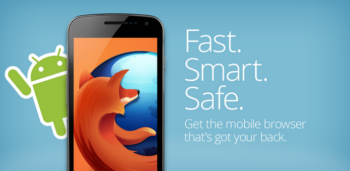 Firefox 29 beta allows to install web apps as native Android