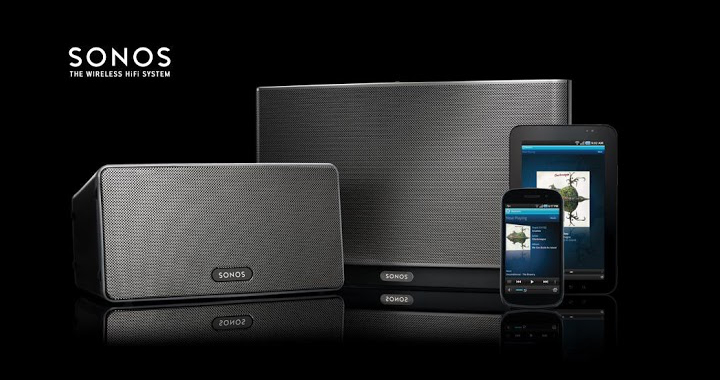 Sonos Featured