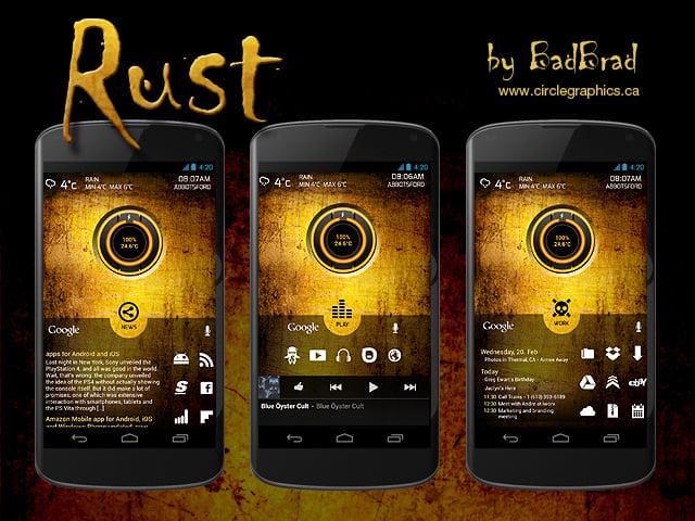 Rust-MCS2