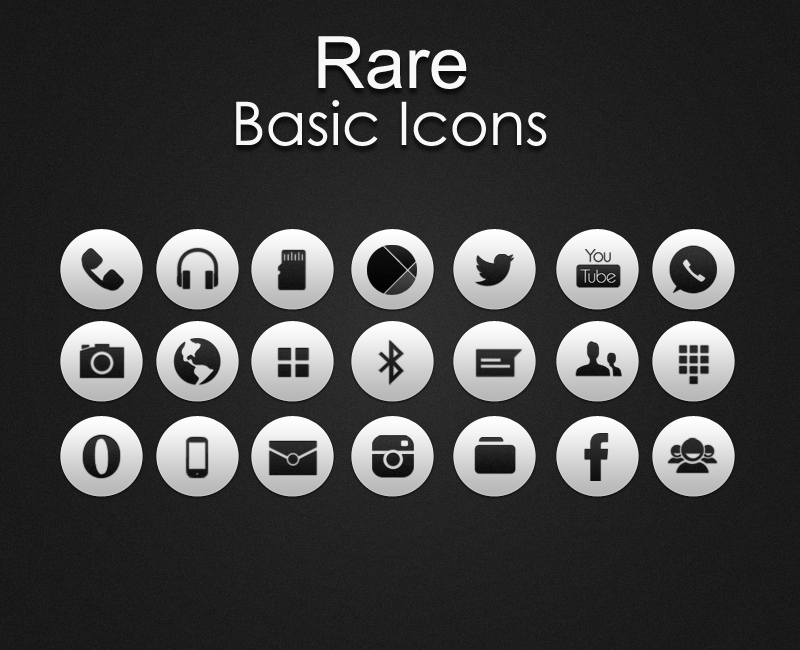 10 more awesome icon packs for Android