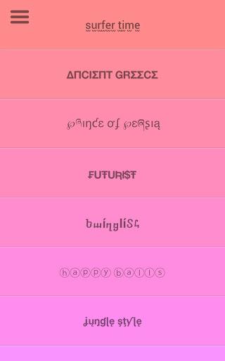 fontsy