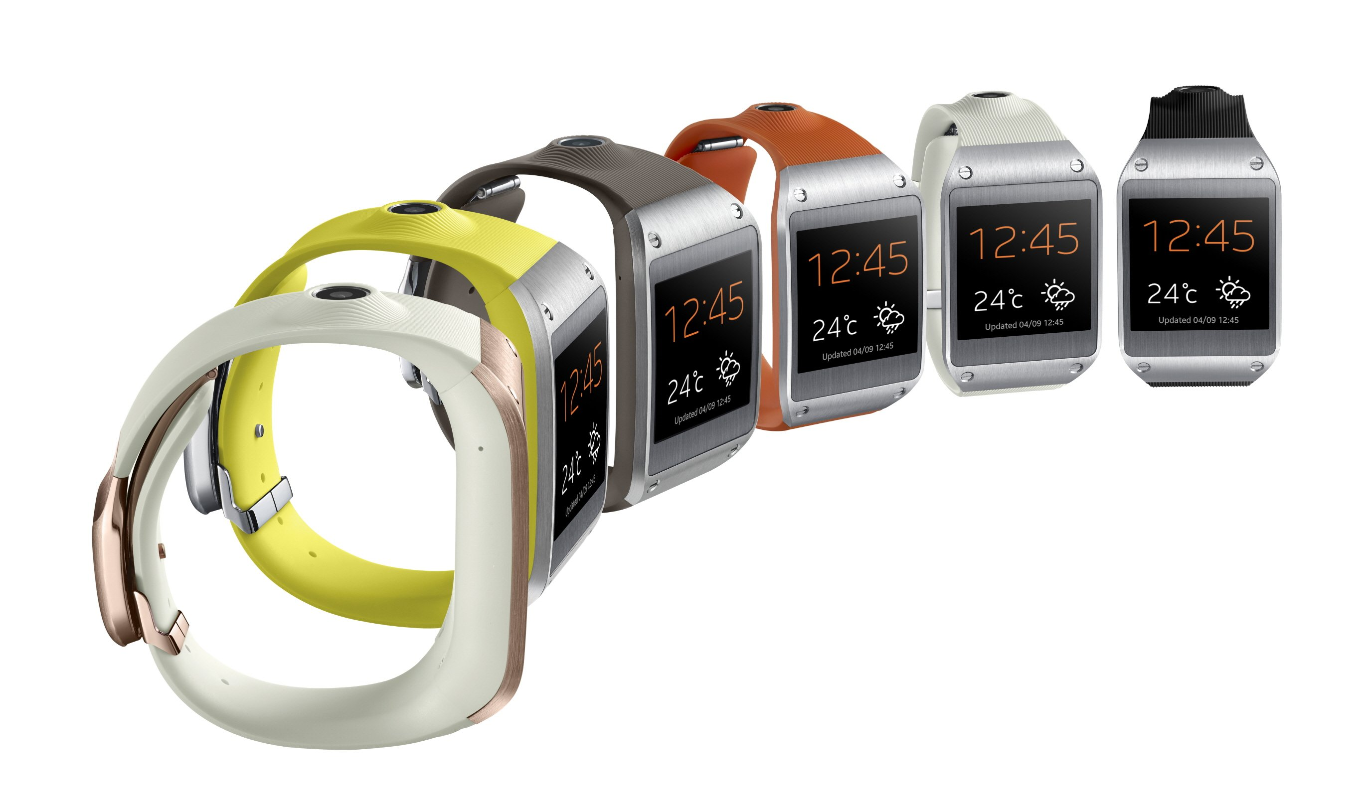 Samsung Galaxy Gear announced for September 25