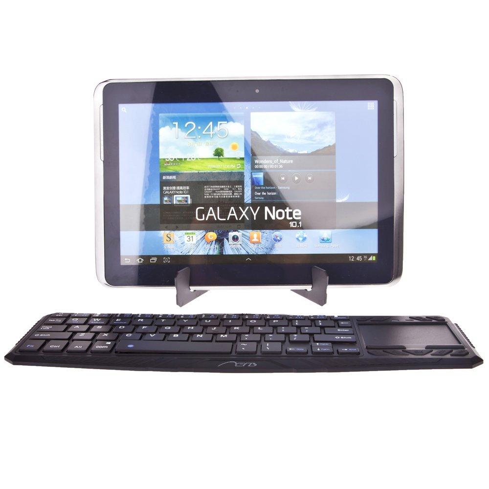 Aerb Bluetooth Keyboard w/ Touchpad + IR Blaster Review