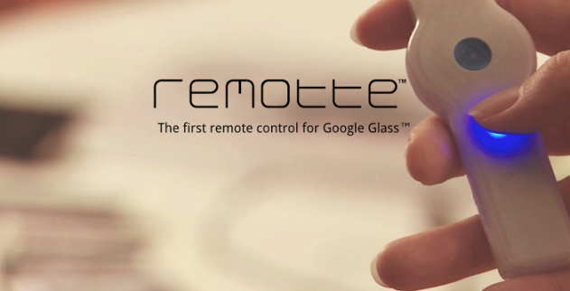 Remotte, Spanish Remote Control for Google Glass and Android on Kickstarter
