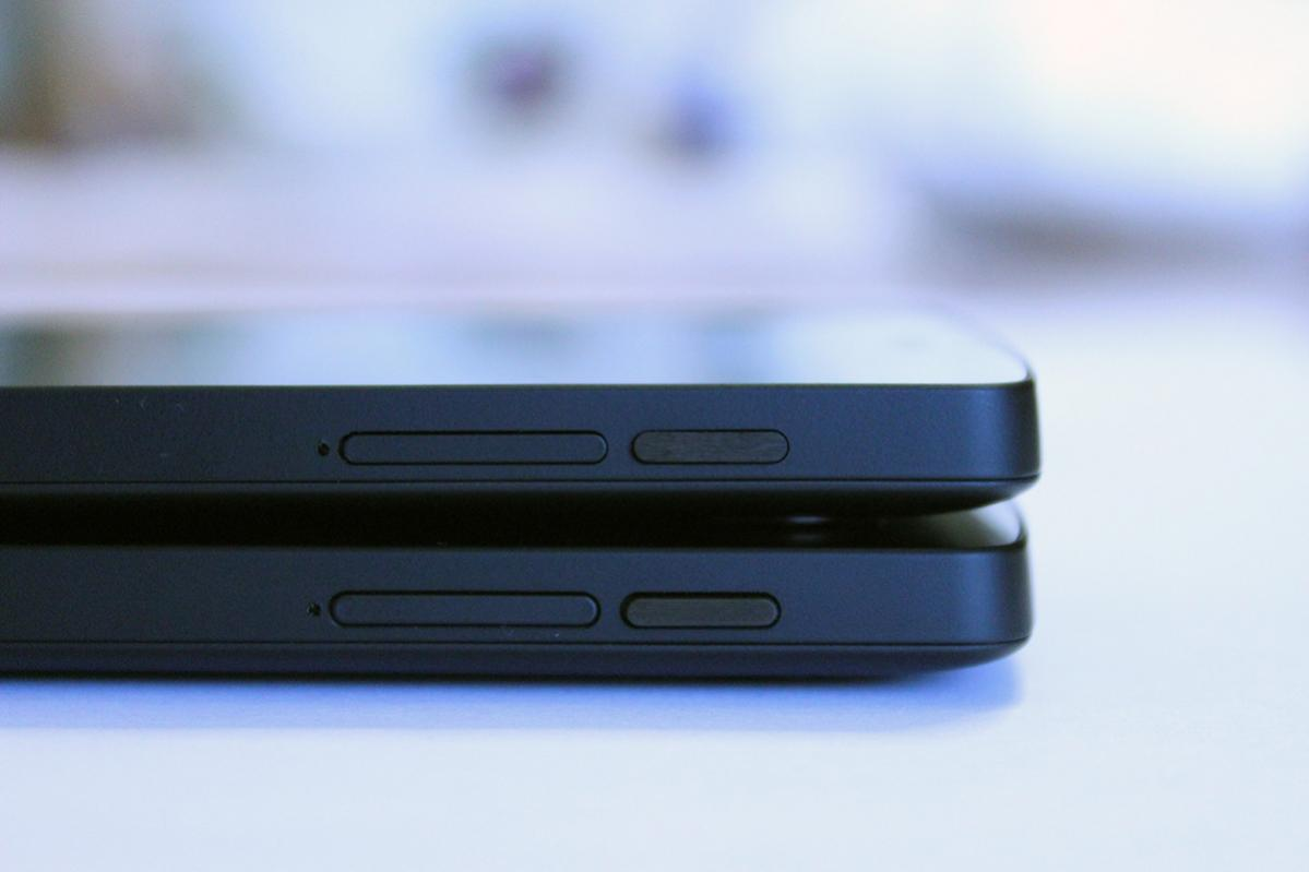Nexus 5 now shipping with slightly altered physical appearance