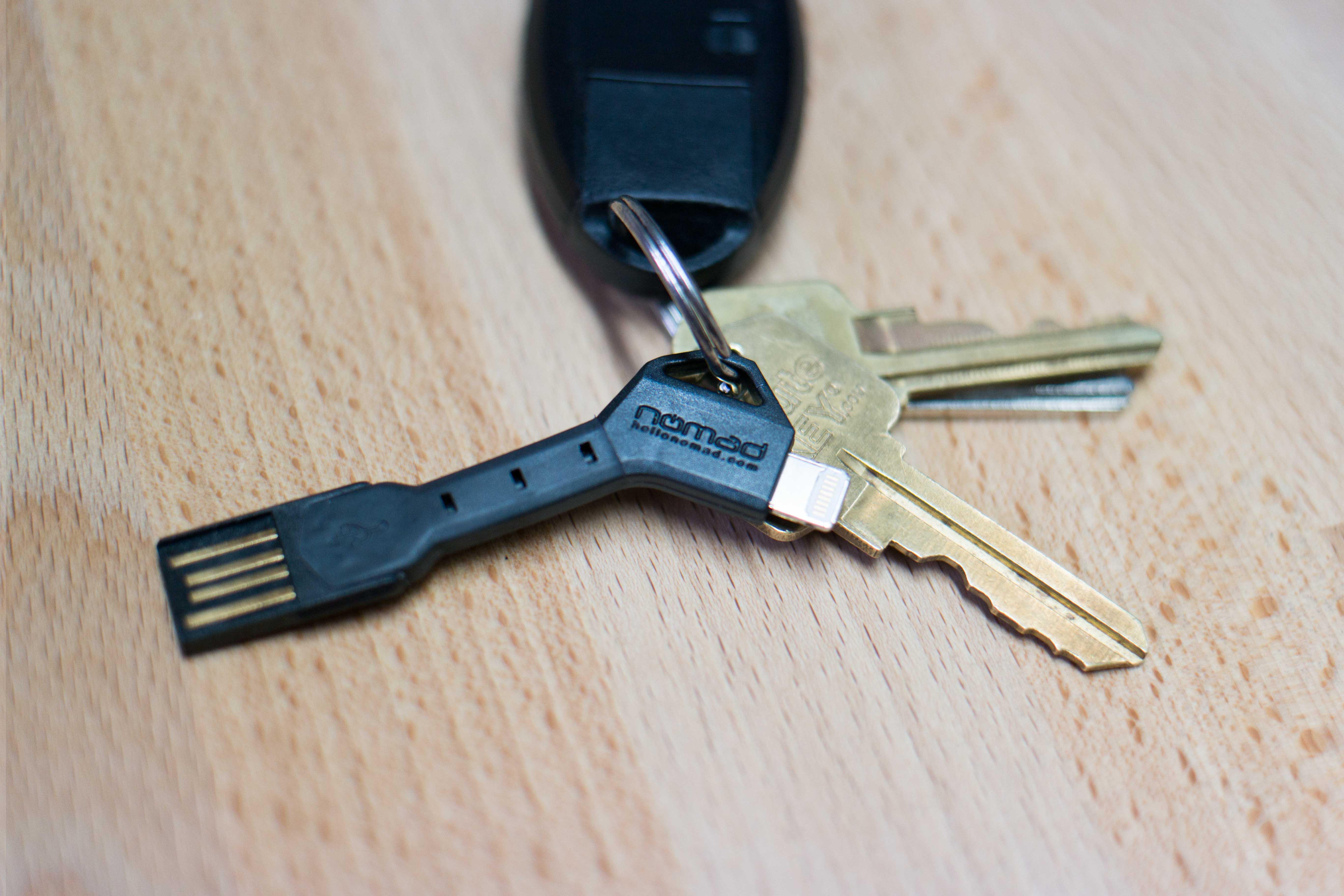 ChargeKey Nomad Keys