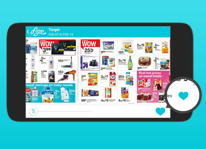 browse flyers and weekly ads from 300 retailers with flipp app of