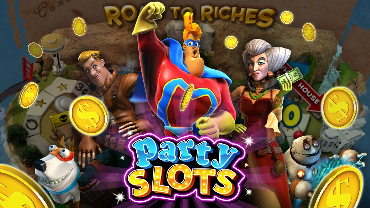 Casino Game Party Slots Looks To Hit Social Jackpot App Of The Day Androidguys