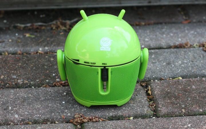 android speaker 3