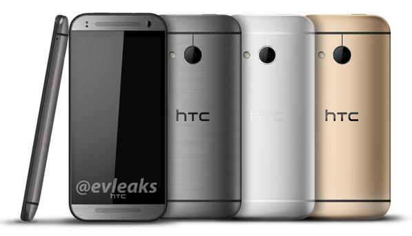 HTC One (M8) Mini 2 leak reveals a single rear camera