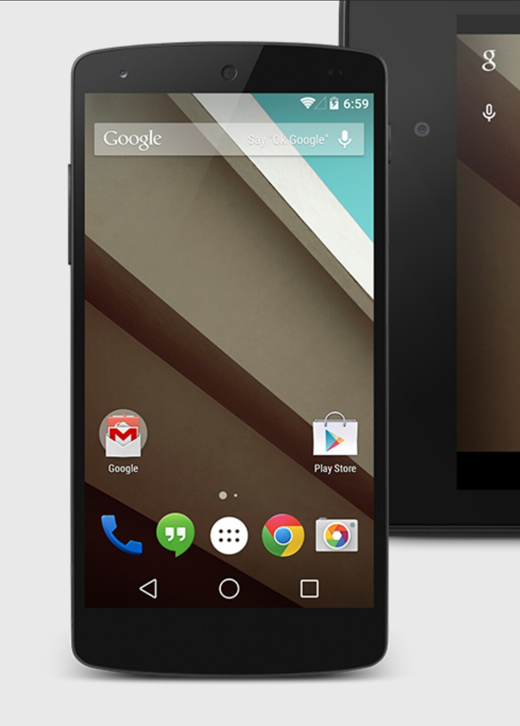 get this look android l wallpaper androidguys