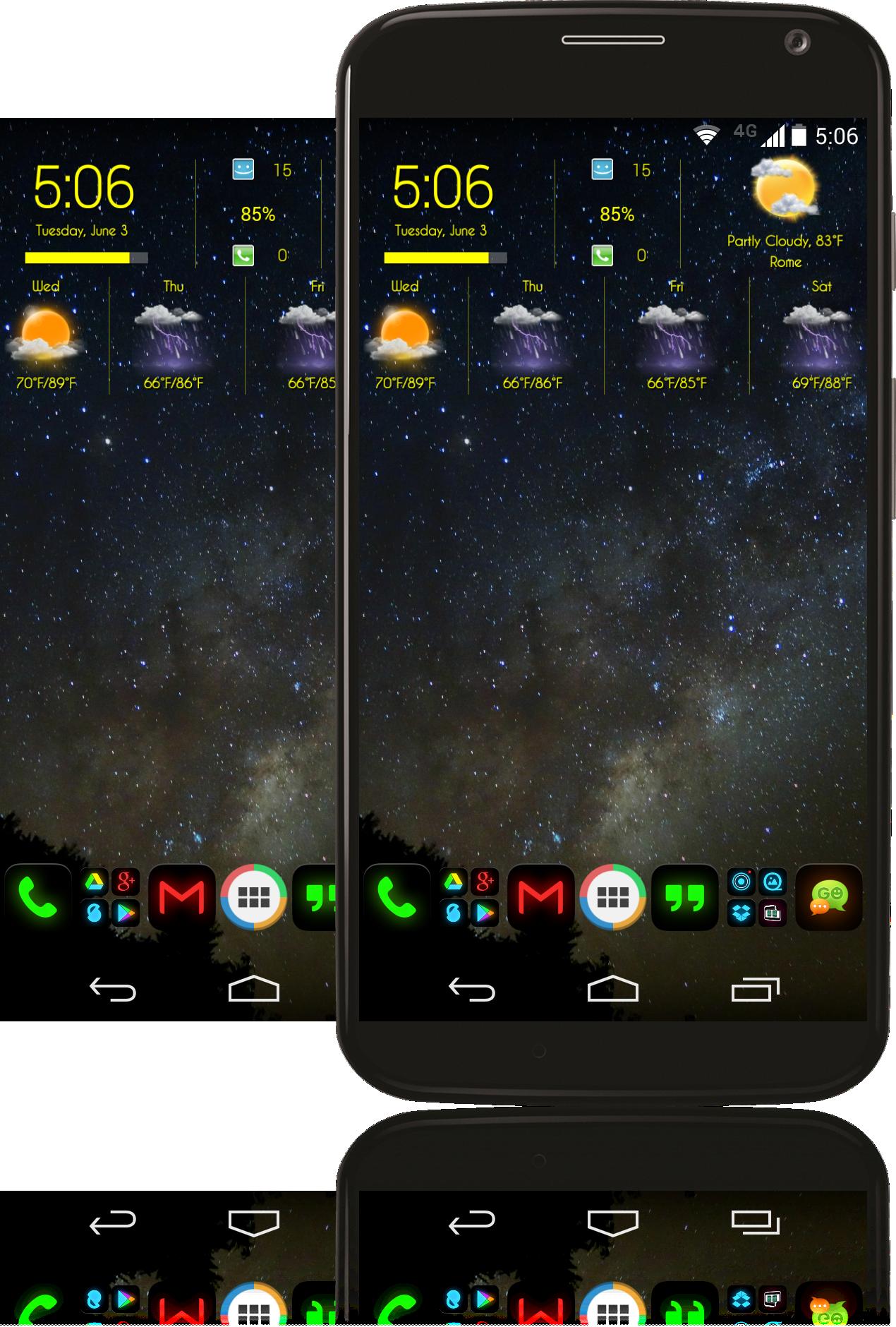 Neon Glow Screenshot Image