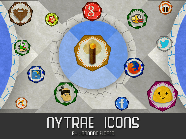 Nytrae Icon Banner