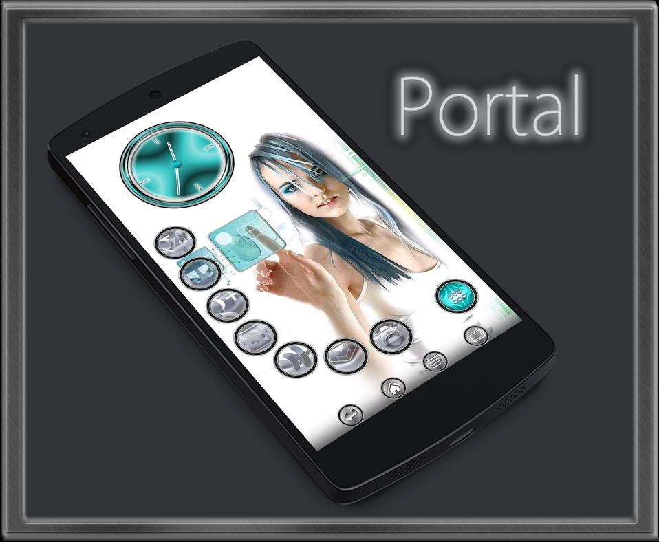 Portal Icon Banner