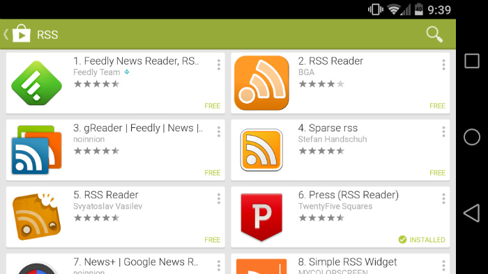 RSS Featured