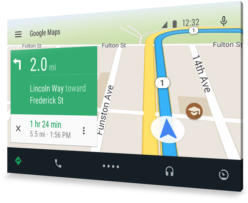 Android Auto announced