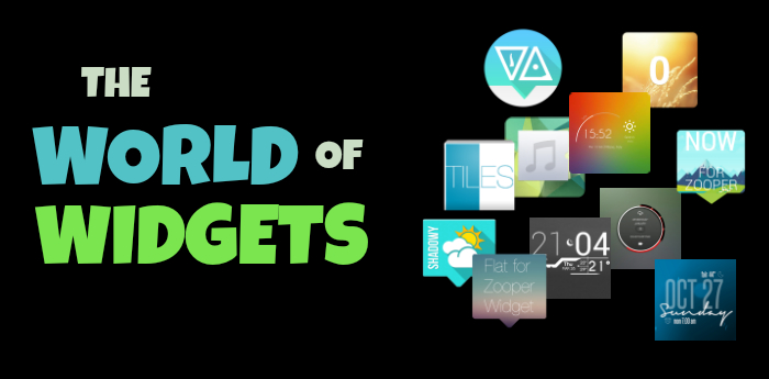 World Of Widgets