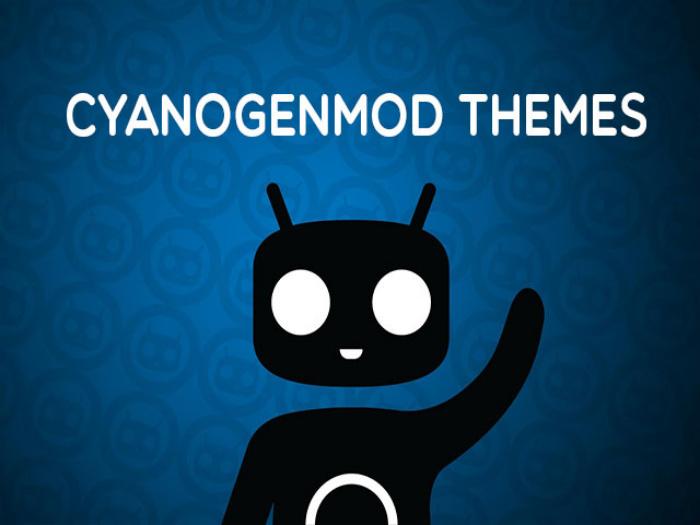 CyanogenMod 11 Themes