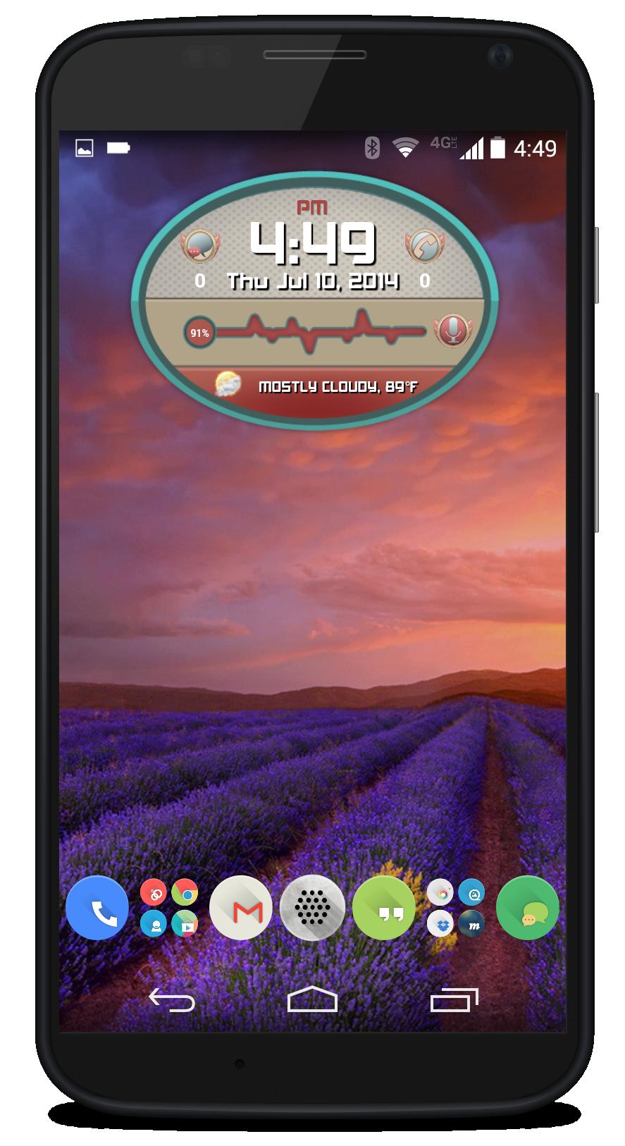Meteor Screenshot