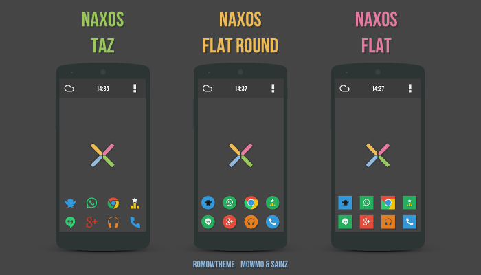 Naxos Icon Banner