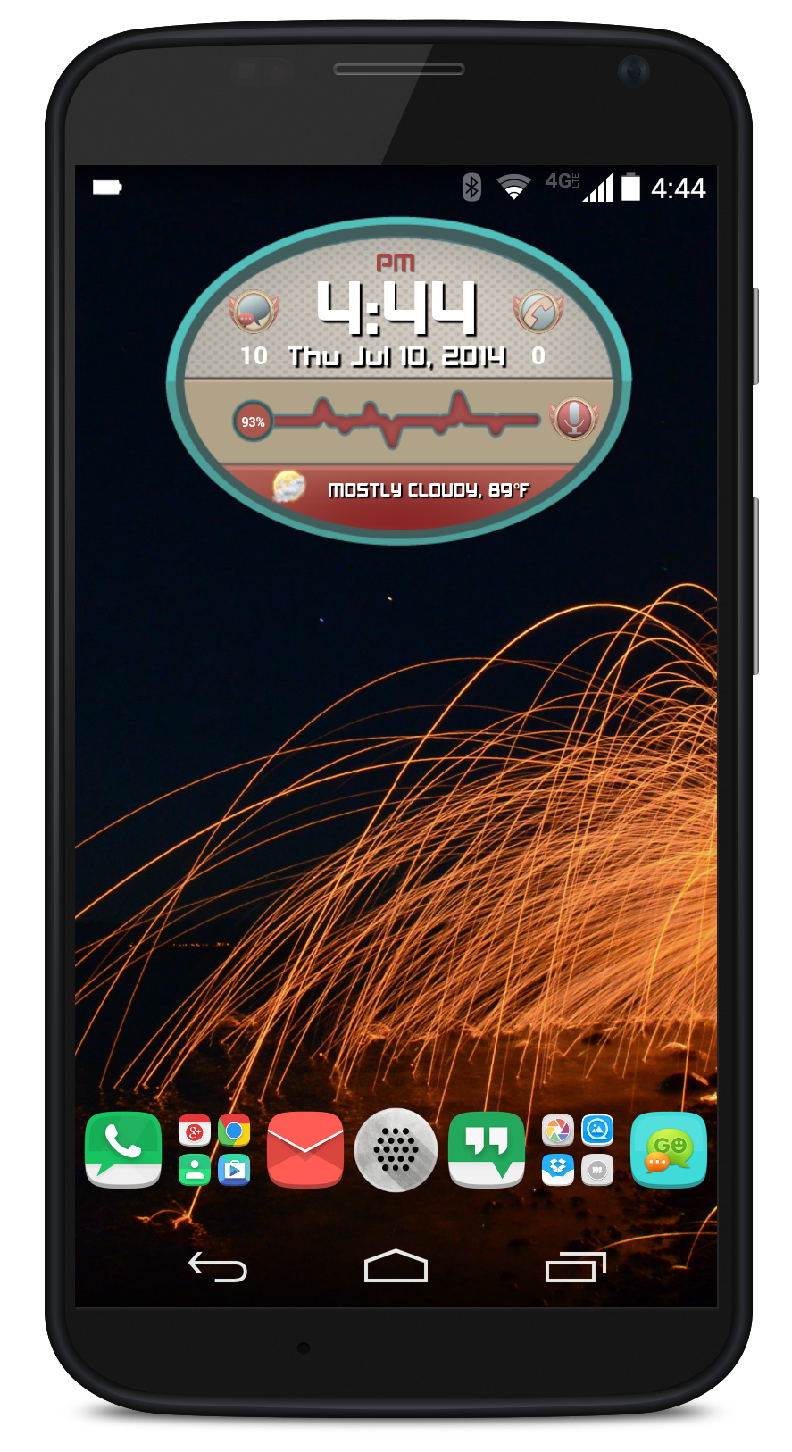 Refocus Screenshot