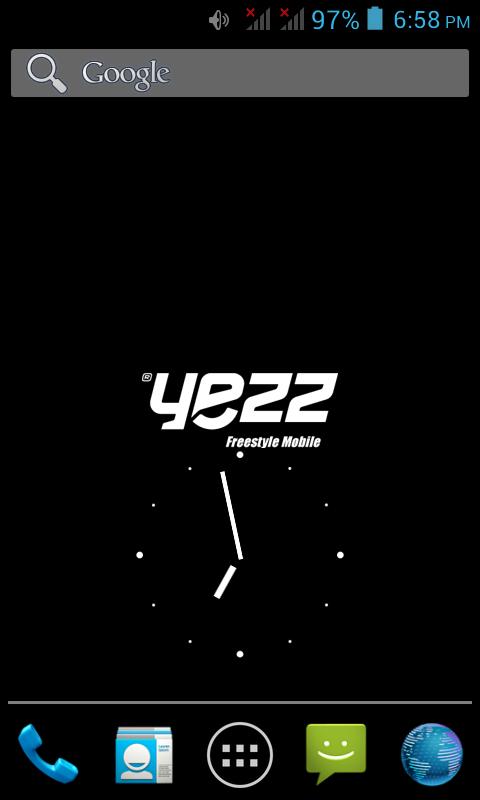 Yezz Andy A4 Screenshot2