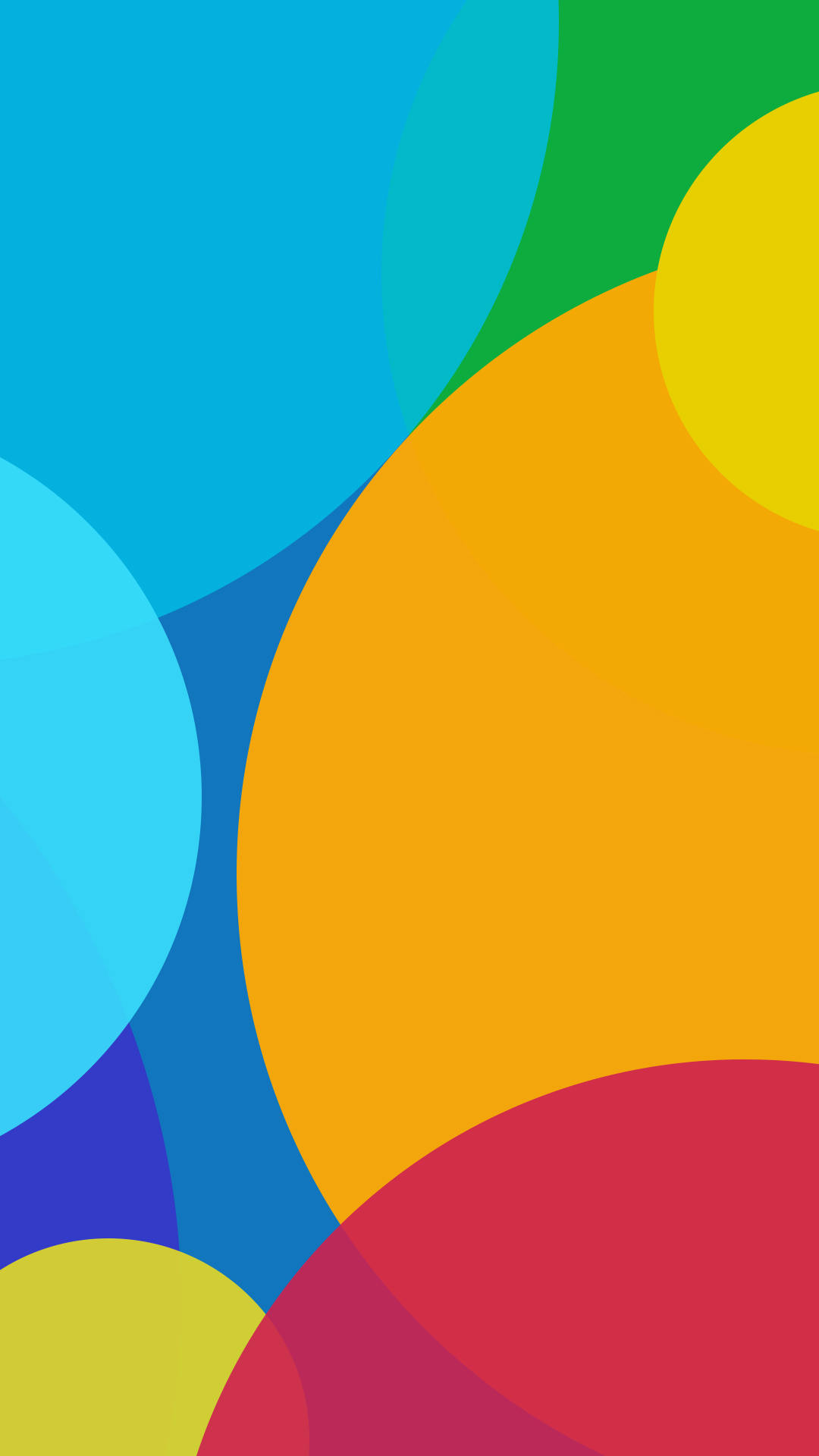 Try These Awesome Abstract Wallpapers From Xiaomi S Mi 4
