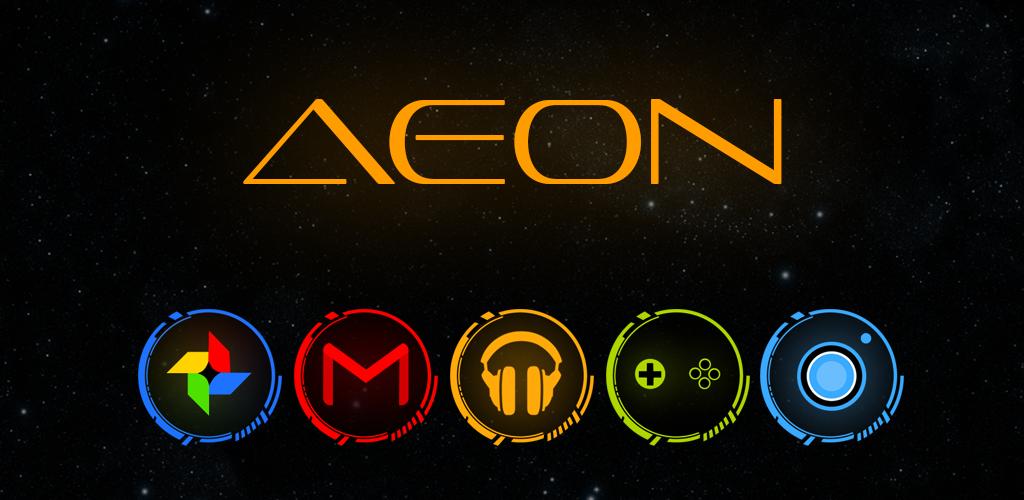 Aeon Icon Banner