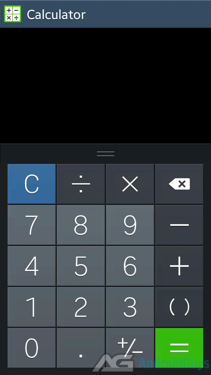 calculator 4.4.4 GT-I9305