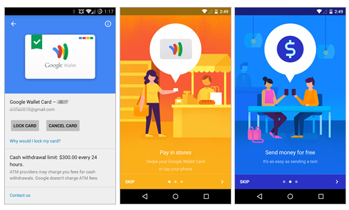 Google Wallet updated to version 7 with Material Design [APK Download]